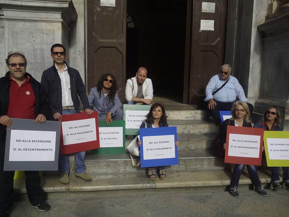 Sit-In A favore Circoscrizione